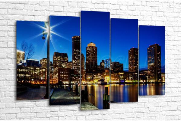 Бостонские сумерки