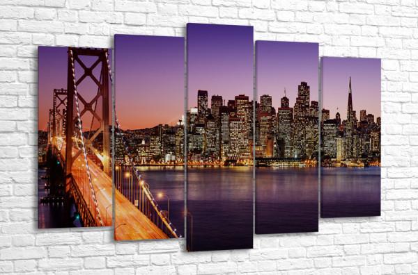Горизонт Сан-Франциско