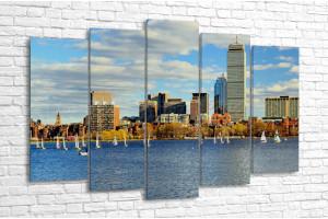 Бостонская панорама