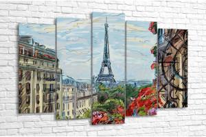 Краски Парижа