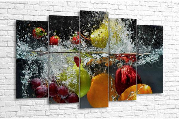 Освежающие фрукты