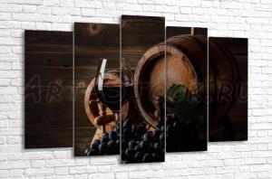 Три поколения вина