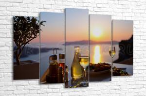 Греческий ужин
