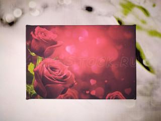 Розы и романтика