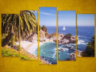 Калифорнийский пляж