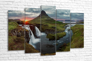 Исландский пейзаж