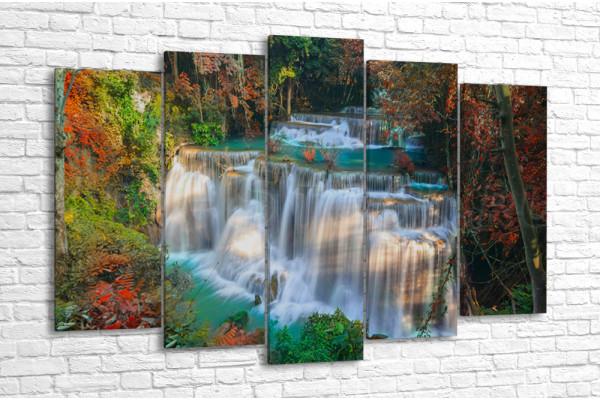Водопады Канчанабури