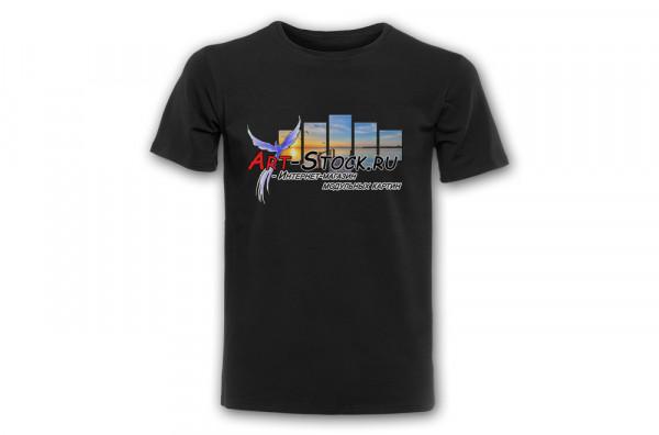 Печать на футболках [цветные]