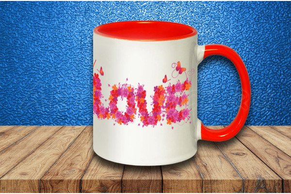 Кружка «Love»