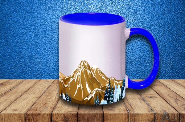 Кружка «Среди гор»