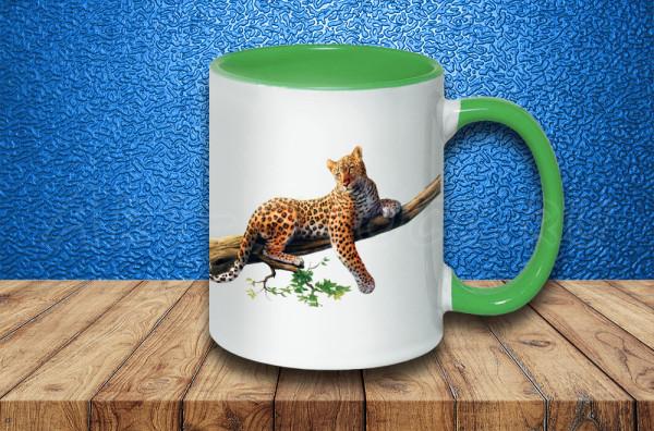 Кружка «Леопард»