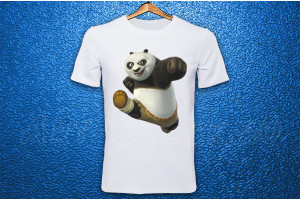 Футболка «Кунг-фу панда»