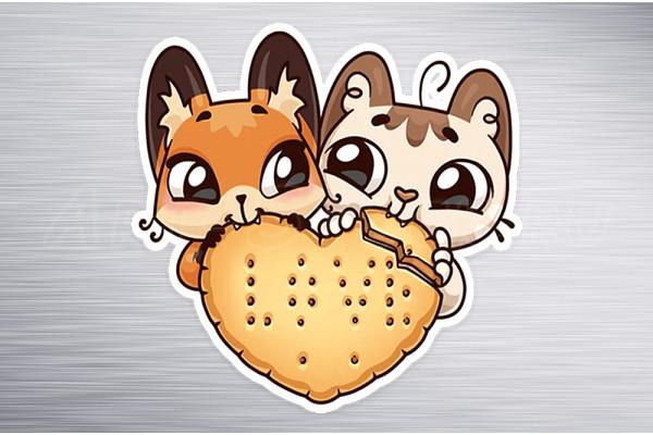 Любовь и печенька