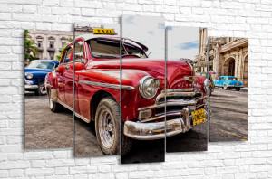 Гаванское такси