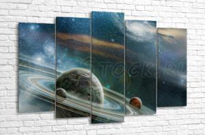 Планеты, звезды, галактики